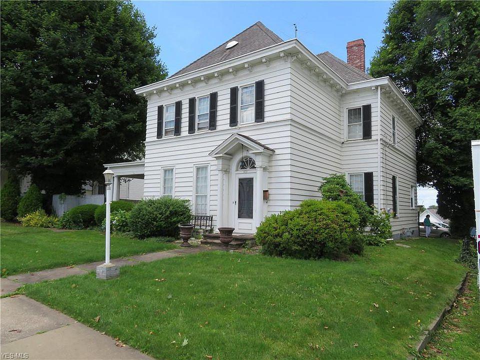 410 N Chestnut St, Barnesville, OH 43713 Barnesville Home Plan on