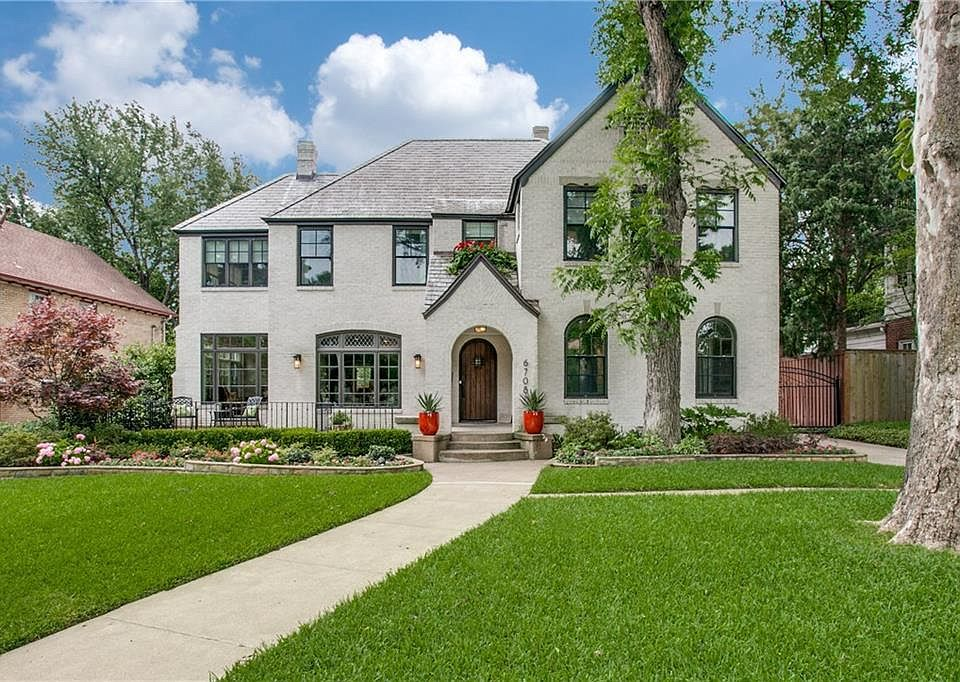 Fabulous 6708 Lakewood Blvd Dallas Tx 75214 Zillow Home Interior And Landscaping Ponolsignezvosmurscom
