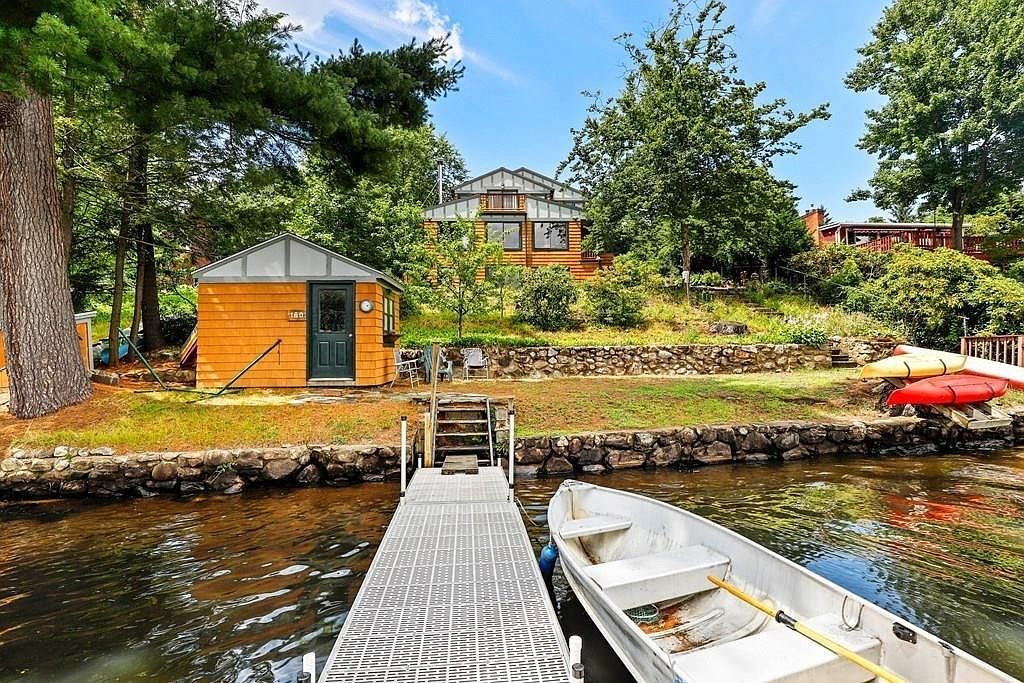 160 N Shore Dr Stow Ma 01775 Zillow