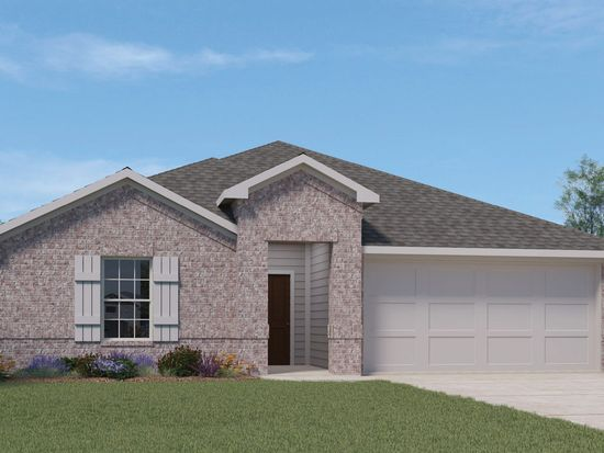 Kingston Plan Long Meadow Farms Richmond Tx 77407 Zillow