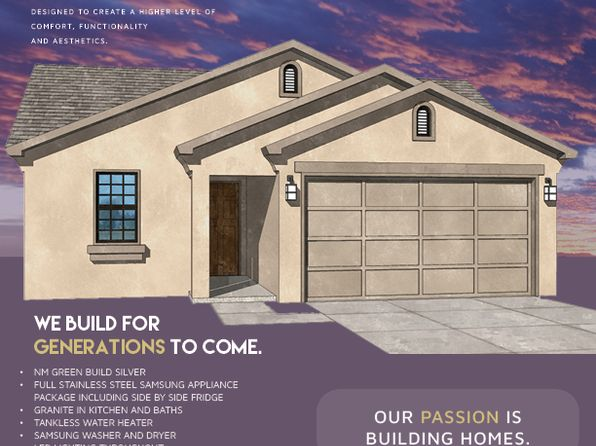 New Construction Homes In Bernalillo Nm Zillow