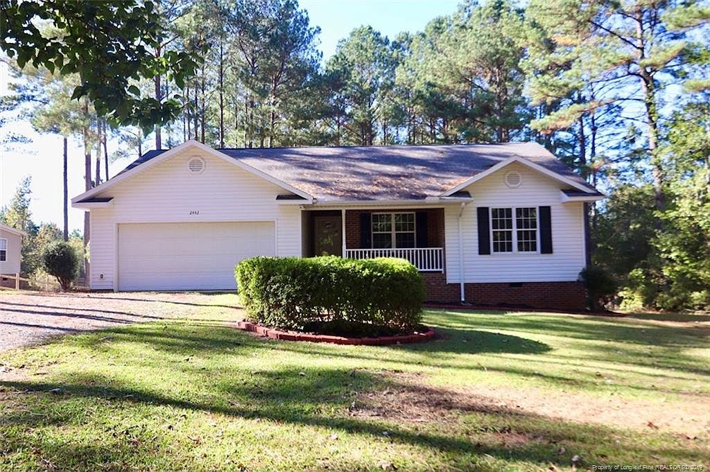 2442 Old Glendon Rd Carthage Nc 28327 Zillow