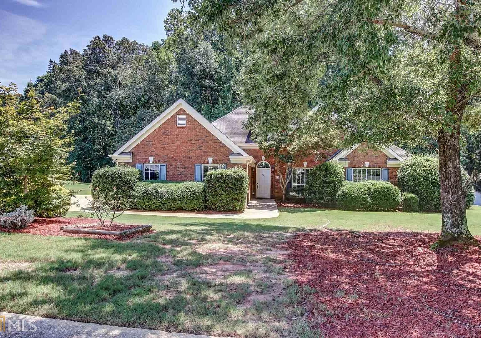 1702 Old Dover Way Sw Conyers Ga 30094 Zillow