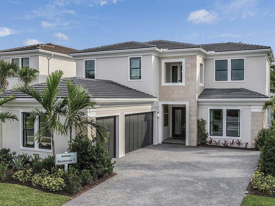 Raphael Plan Palm Beach Gardens Fl, Artistry Homes Palm Beach Gardens