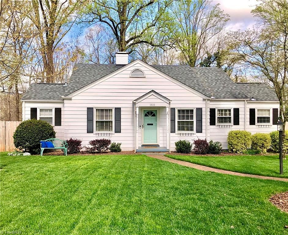1510 Colonial Ave Greensboro Nc 27408 Zillow