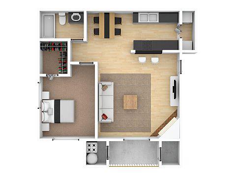 Edge Dtc Apartment Rentals Denver Co Zillow