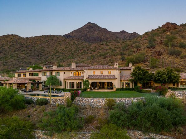 Scottsdale AZ Luxury Homes For Sale - 1,014 Homes | Zillow