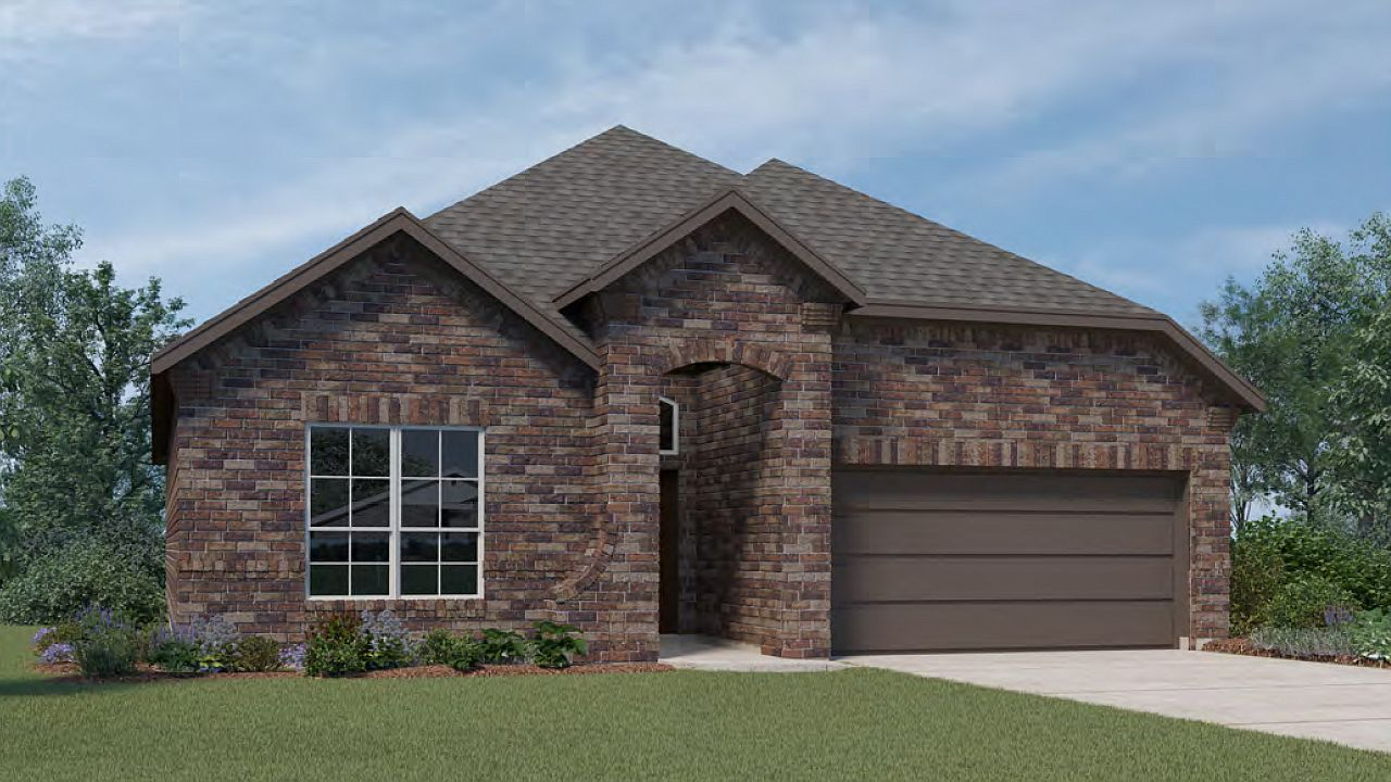 1956 Avery 50s Plan Forney Tx 75126 Zillow