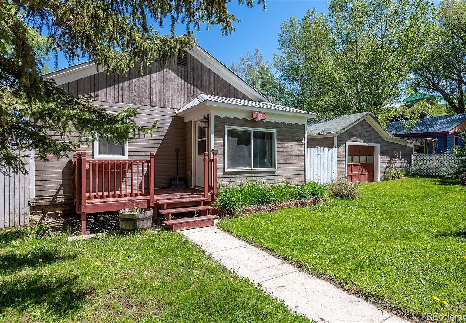 327 Myers St, Oak Creek, CO 80467 | Zillow