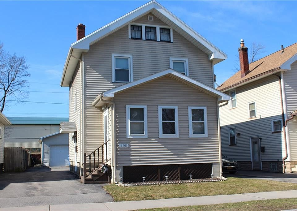 495 Westfield St, Rochester, NY 14619 | MLS #R1313412 | Zillow