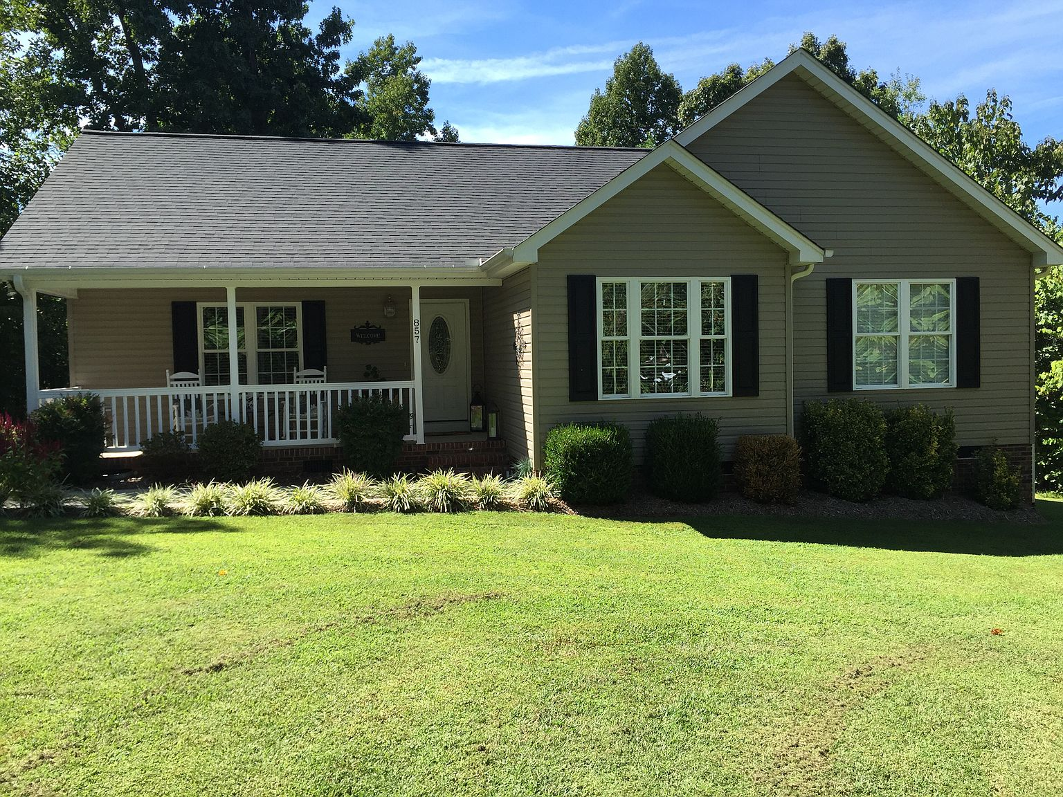857 Gold Hill Rd Asheboro Nc 27203 Zillow