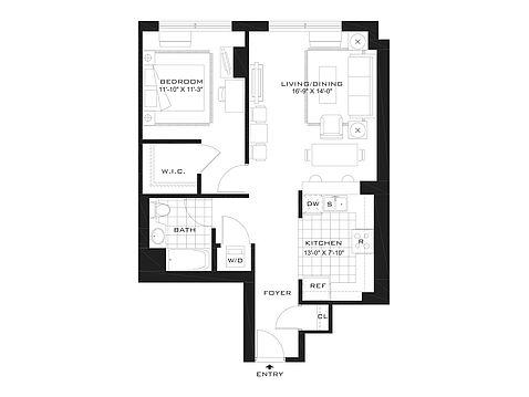 Aquablu Newport Apartment Rentals Jersey City Nj Zillow