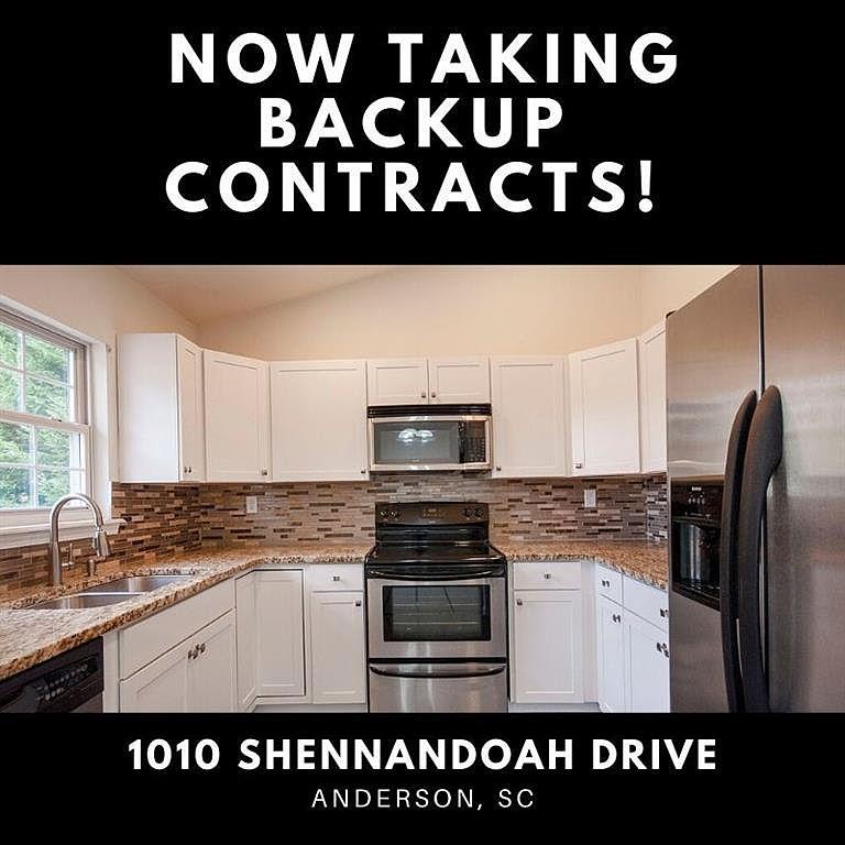 1010 Shennandoah Dr Anderson Sc 29625, Kitchen Cabinets Anderson Sc
