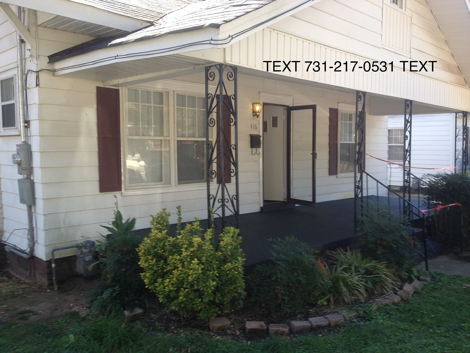 416 W King St Jackson Tn 38301 Zillow