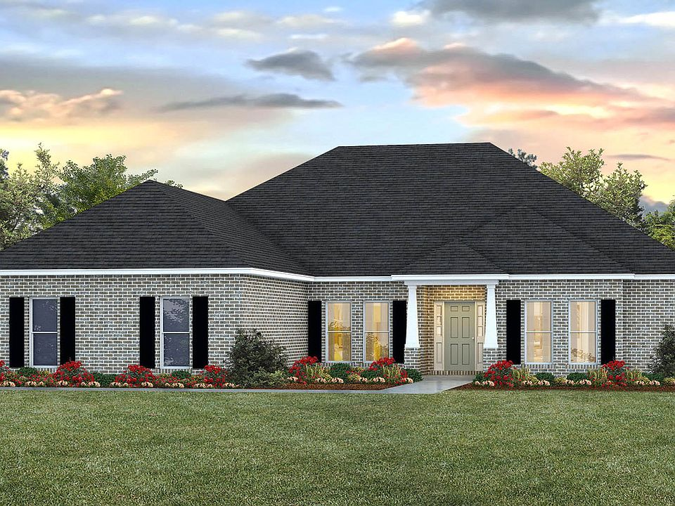 The Avery Plan Saraland Al 36571 Zillow