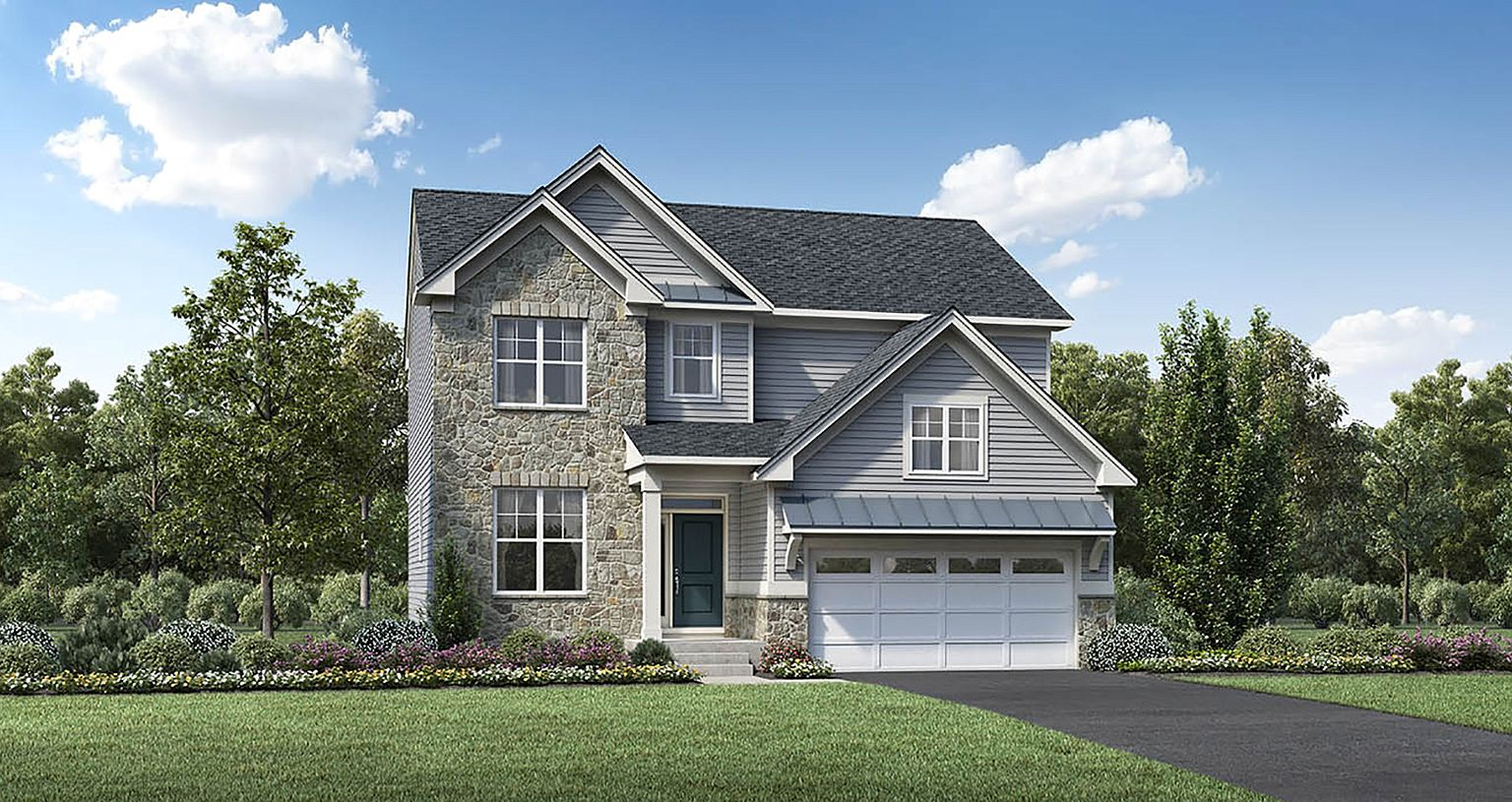 Raines Plan Reserve At Emerson Farm Heritage Collection Warrington Pa 18976 Zillow