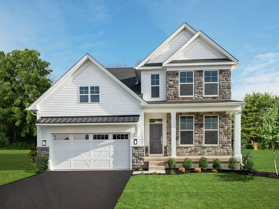 Merion Plan Reserve At Emerson Farm Heritage Collection Warrington Pa 18976 Zillow