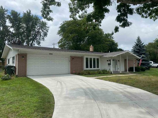 8548 23 Mile Rd Shelby Township Mi 48316 Zillow