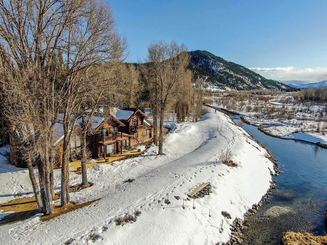 The Most Expensive Home For Sale In Jackson, WY