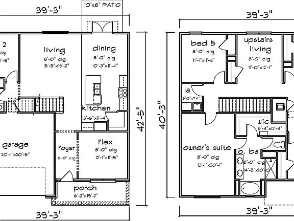 The Hayden Plan Milton Fl 32583 Zillow