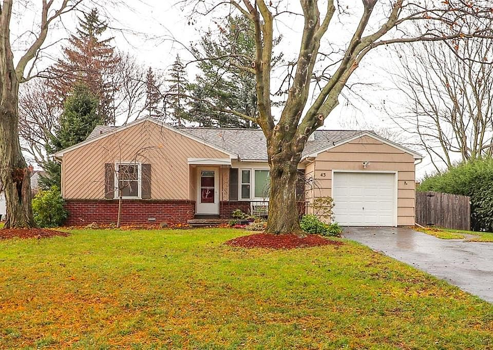 43 W Craig Hill Dr Rochester Ny 14626 Zillow