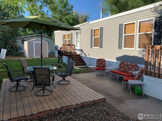 2300 W County Road 38 E Lot 116 Fort, Patio Furniture Fort Collins Co