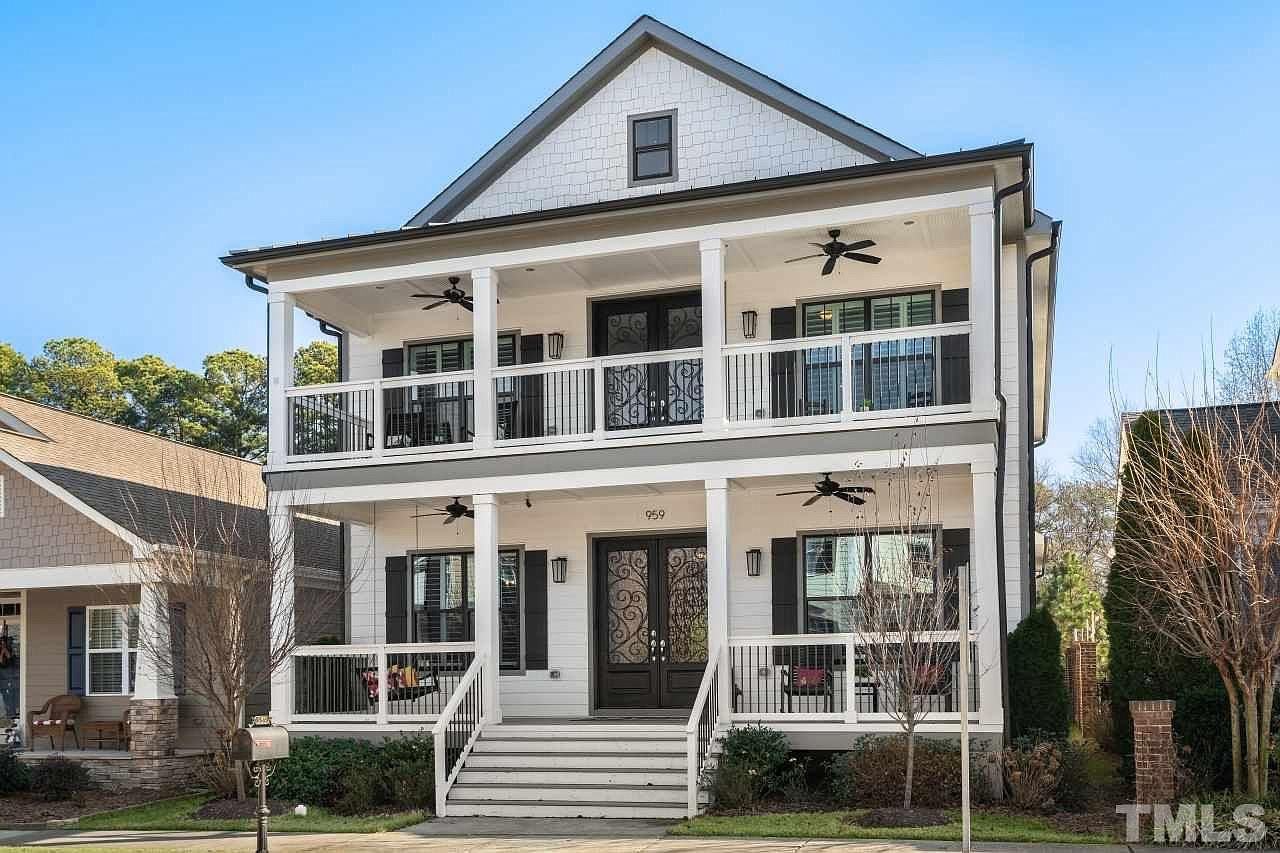 959 Tender Dr Apex Nc 27502 Zillow