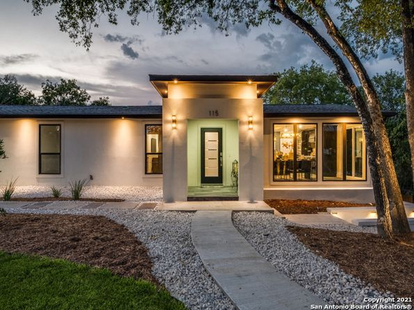 Contemporary Style San Antonio Real Estate 90 Homes For Sale Zillow