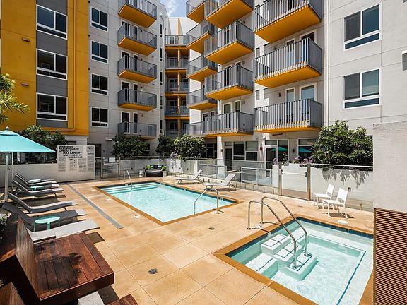 Onyx Dtla Apartment Rentals Los Angeles Ca Zillow