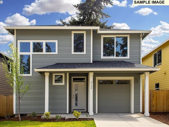 11063 Se Mitchell St Portland Or 97266 Zillow
