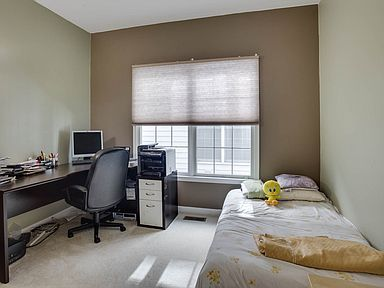 Main level home office