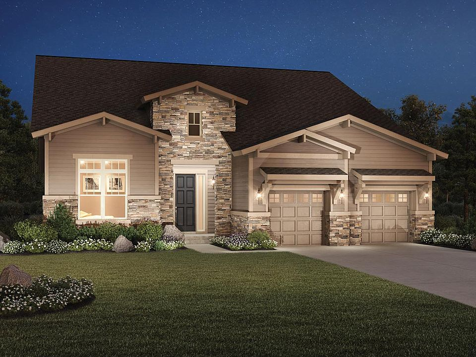 Durango Plan Toll Brothers At Inspiration Broomfield Collection Aurora Co 80016 Zillow