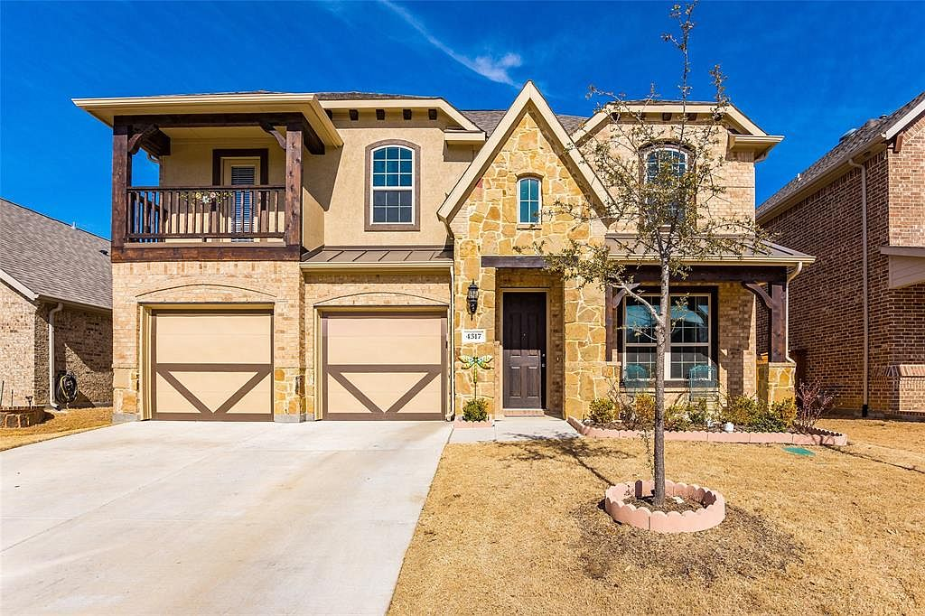 4317 Old Grove Way Fort Worth Tx 76244 Zillow