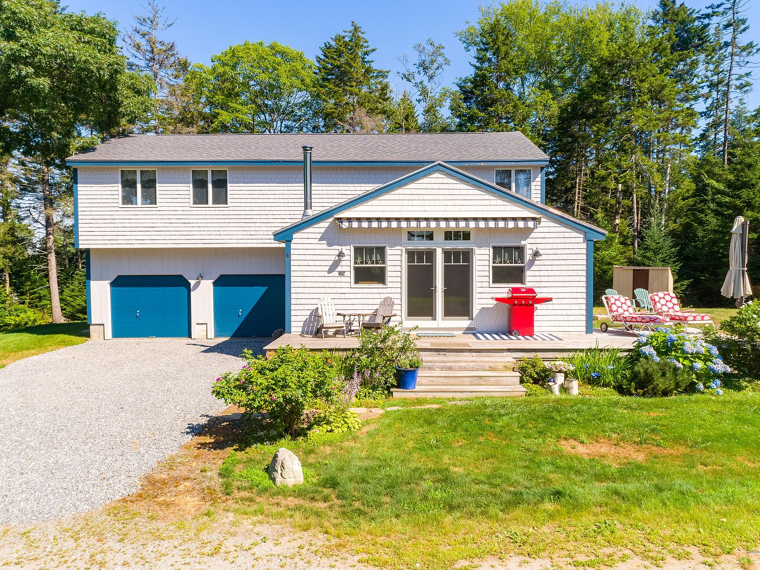 7 Matthews Way Harpswell Me 04079 Zillow