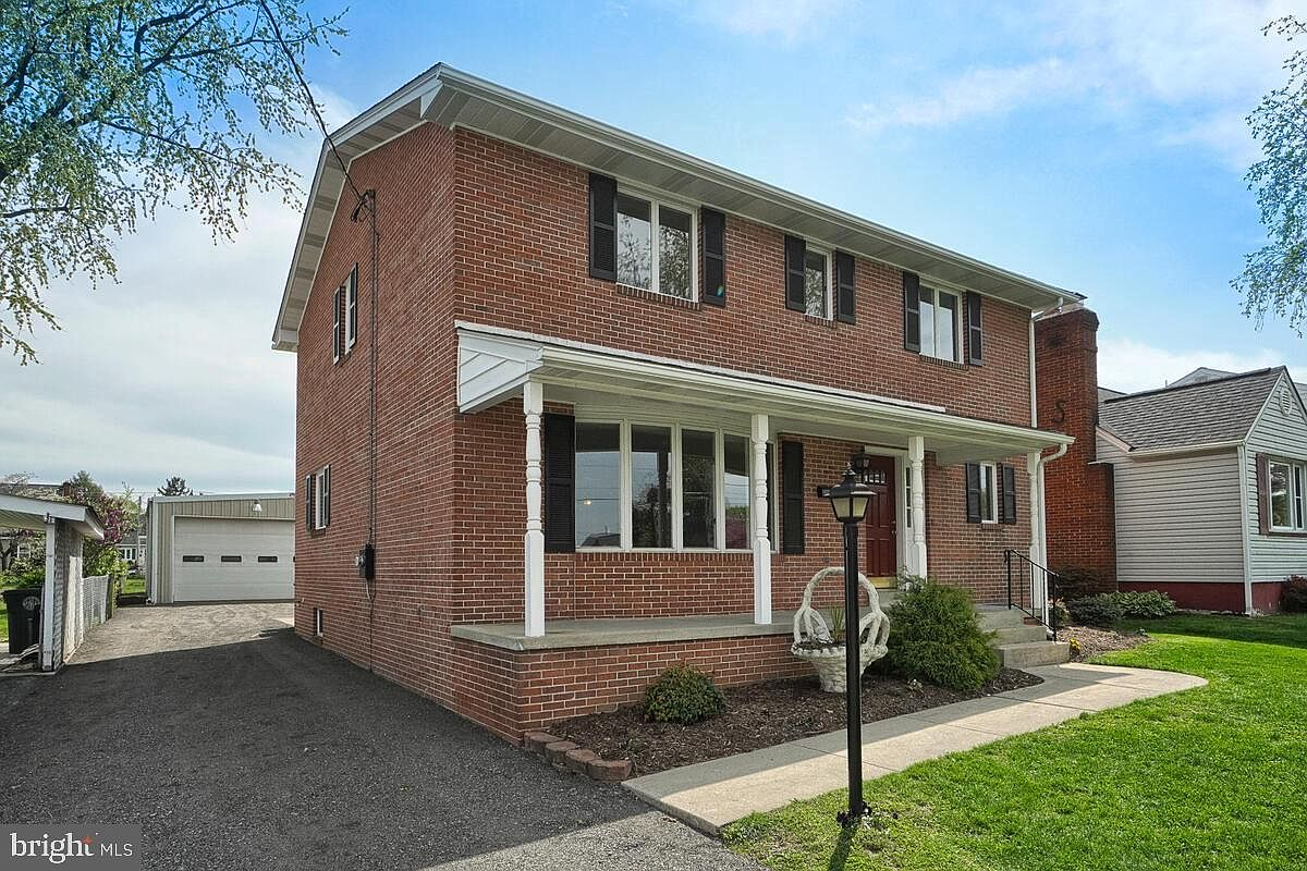 320 Thomas Ave Frederick Md 21701 Zillow