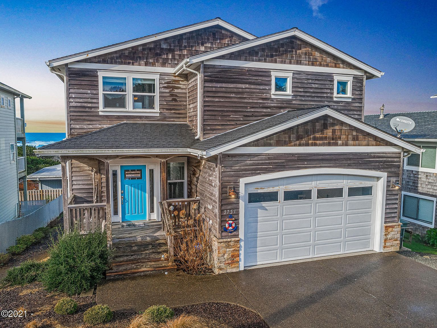3751 Nw Keel Ave Lincoln City Or 97367 Zillow