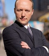 Peter Burval, Agent in New York, NY