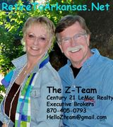 Linda and Bob Zdora, Agent in Mountain Home, AR