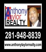 Anthony Taylor, Agent in HOUSTON, TX