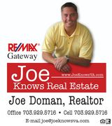 Joe Doman, Real Estate Pro in Ashburn, VA