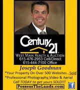 Joseph Goodm…, Real Estate Pro in Lebanon, TN