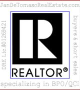 jan detomaso, Real Estate Pro in Bakersfield, CA