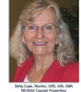 Betty Cope, Real Estate Pro in Destin, FL