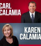 Karen Calamia   & Carl Calamia, Agent in Metairie, LA