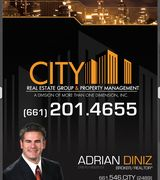 Adrian Diniz, Real Estate Pro in Bakersfield, CA