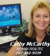 Cathy McCarthy, Real Estate Agent in PALM HARBOR, FL