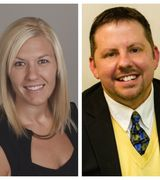 Lori Johnston & Andy Bourn, Real Estate Agent in Stow, OH
