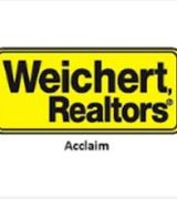 Weichert Realtors Acclaim, Real Estate Agent in Tannersville, PA