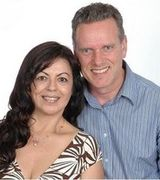 Nancy and Klaus, Real Estate Agent in Irvine, CA