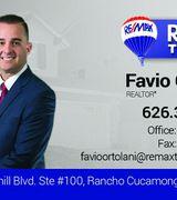 Favio Ortolani, Real Estate Agent in RANCHO CUCAMONGA, CA